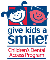 Children\'s dental access program. Free dental treatment for kids.