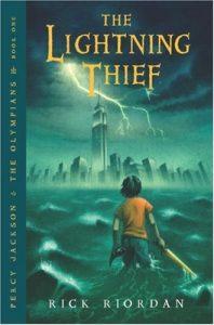 Percy Jackson: The Lightning Thief by Rick Riordan