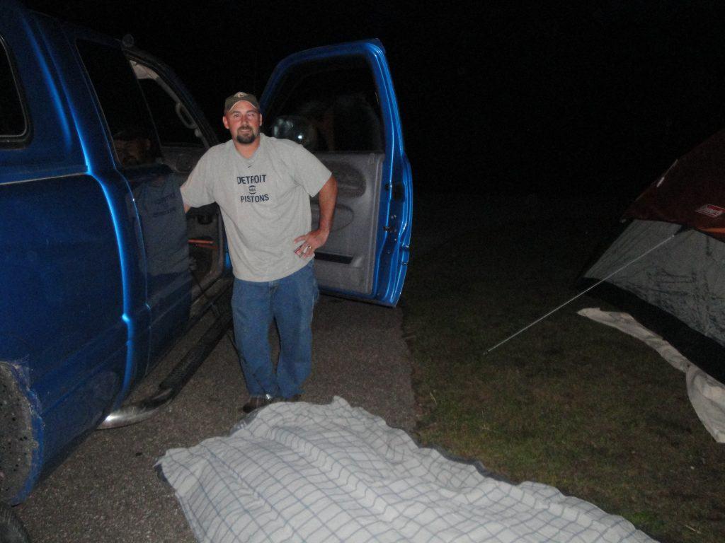 Coleman air mattress personal review