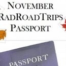 Free Thanksgiving Road Trip Activity Book!