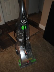 Hoover Platinum Carpet Cleaner