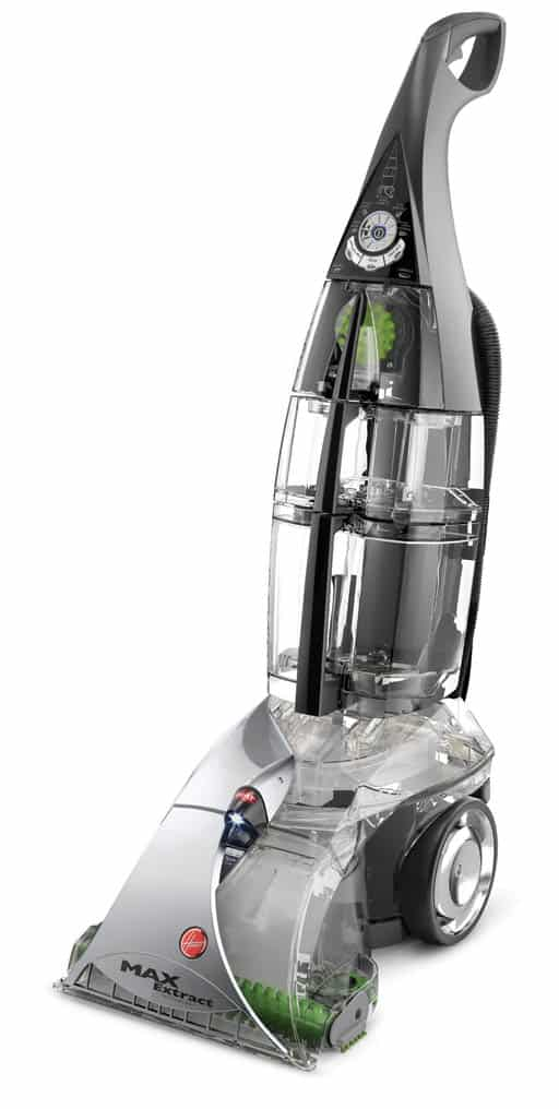Hoover Platinum Carpet Cleaner Vacuum