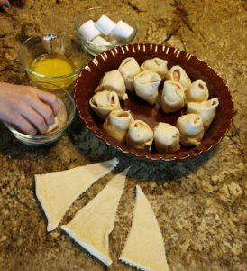 Resurrection Rolls Recipe
