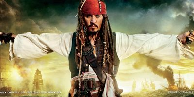 Pirate of the Caribbean On Stranger Tides