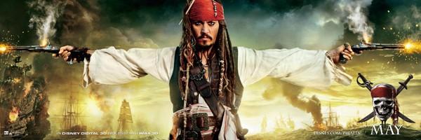 Pirate of the Caribbean On Stranger Tides
