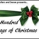 100 days of Christmas from Saving Dollars and Sense