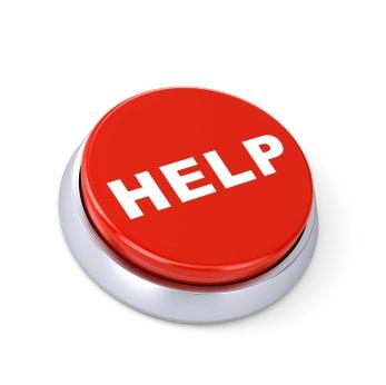 Help button.