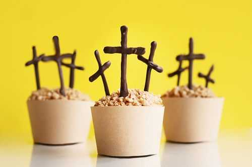 Cross Cupcakes Recipe