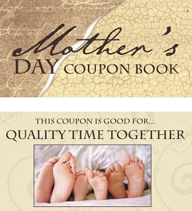 FREE Mother\'s Day Coupon Book
