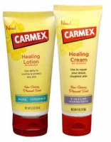 FREE Carmex Healing Lotion!