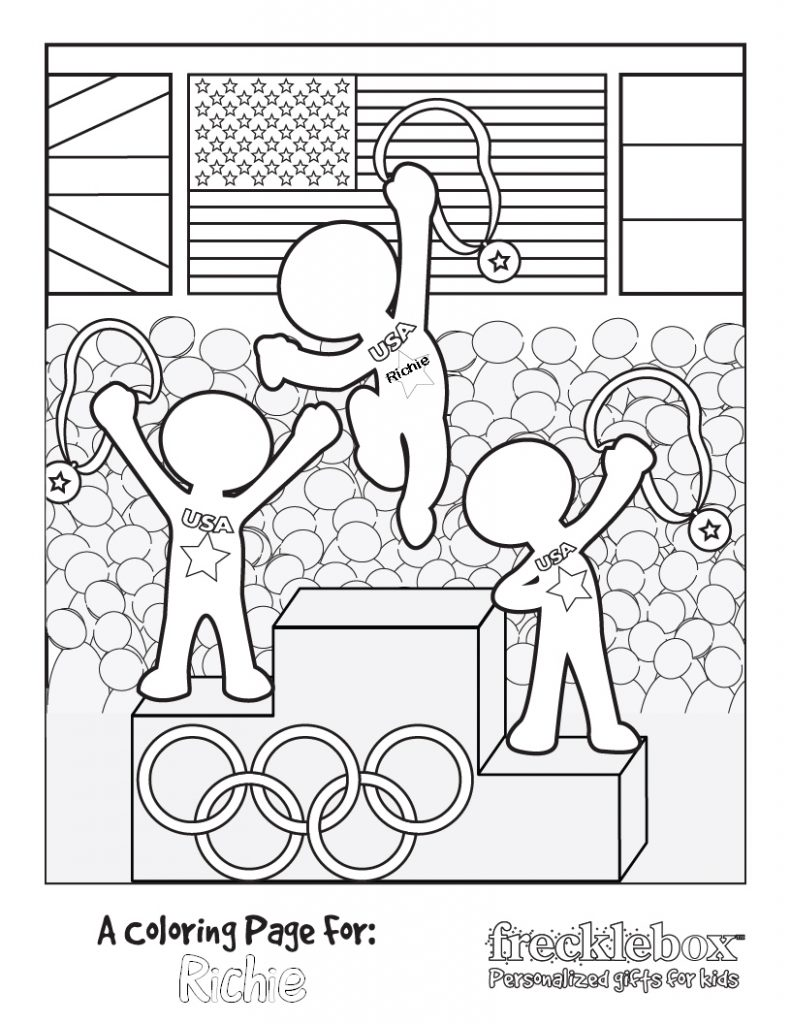 coloring pages olyimpics - photo#21