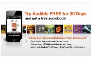 FREE Audiobook Download!