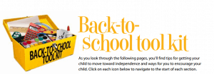 FREE Back To School Kit!