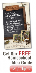 FREE Homeschool Idea Guide!