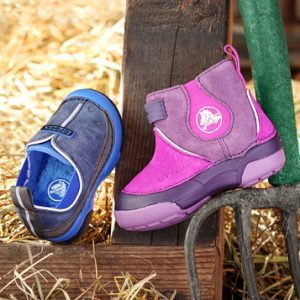 Crocs For The Family Starting At $11.99!