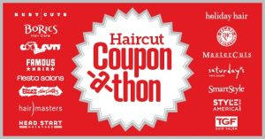Haircut Coupon-a-Thon & Giveaway!