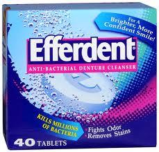 Seven Household Uses For Denture Cleaner