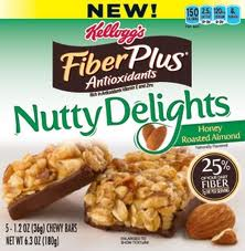 HOT Kellogg's Fiber Plus Nutty Delights Coupon!