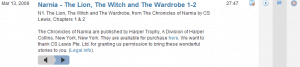 The COMPLETE Chronicles of Narnia Audiobook FREE!