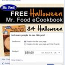 Facebook boosting post.
