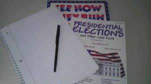 FREE 2012 Election Unit Study