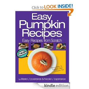 pumpkin recipe book