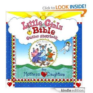 FREE Little Girls Bible Storybook