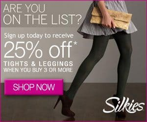 Silkies Capri Leggings Only $4.50 A Pair!