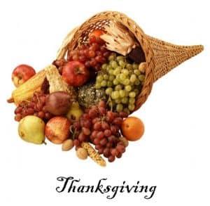 FREE Thanksgiving Unit Study!