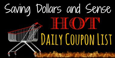 Daily Coupon List