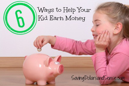 Help Kids Save Money