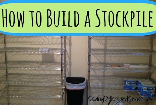 How to Build a Stockpile
