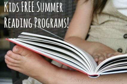 Free Summer Reading Programs for Kids From Barnes and Noble, Chuck E. Cheese, and More! There are a LOT of great programs that your children can take advantage of to earn FREE books, prizes, and more.