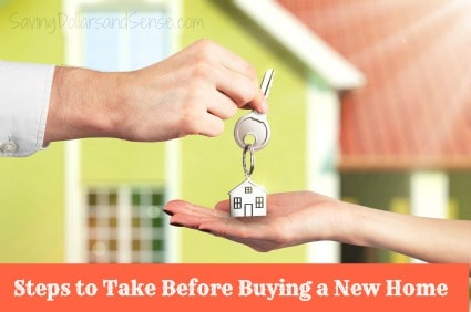 Steps to Buy a New Home