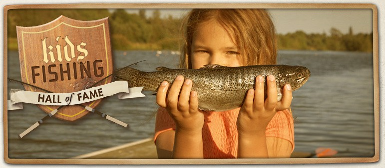 free fishing day and certificates.