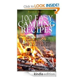 100 Easy Camping Recipes FREE!
