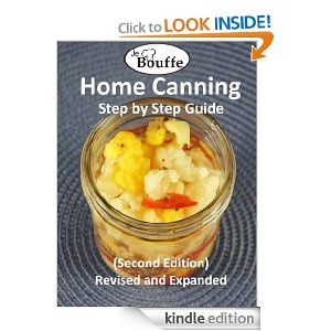 FREE Home Canning Step By Step Guide!