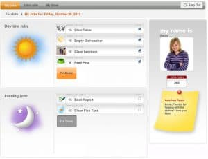My Job Chart – FREE Chore System That Works!