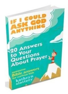 If I Could Ask God Anything FREE Kids Book!