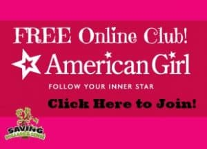 American Girl Club (FREE)