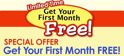 Get first month free with ABCMouse.com FREE Online Preschool and Kindergarten Curriculum