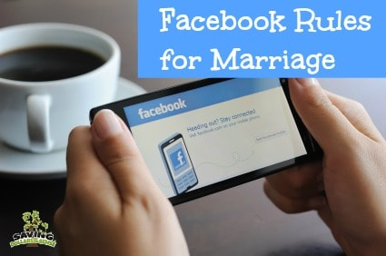 Facebook Rules for Marriage
