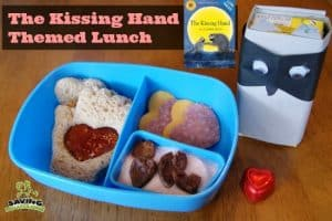 The Kissing Hand Themed Lunch