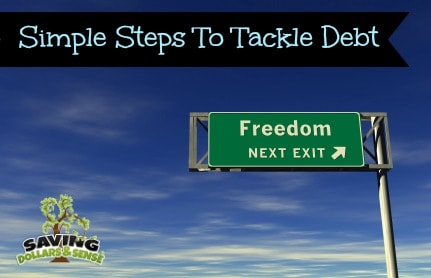 tackle debt