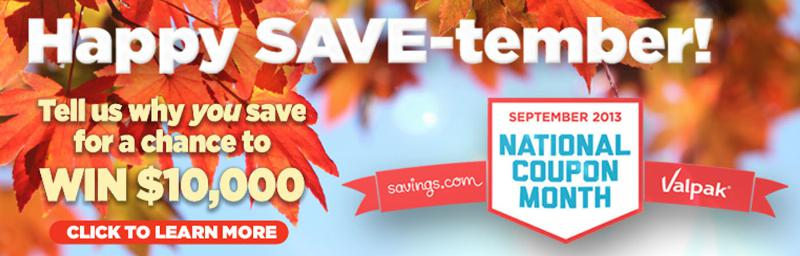 COX TARGET MEDIA SAVINGS.COM