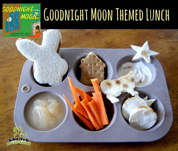 Good Night Moon Themed Lunch