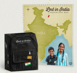 Lost in India FREE Online Educational Adventure