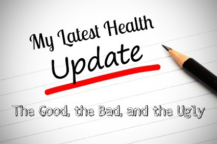 The latest health update.