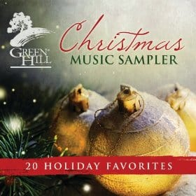 FREE Green Hill Christmas Music Sampler