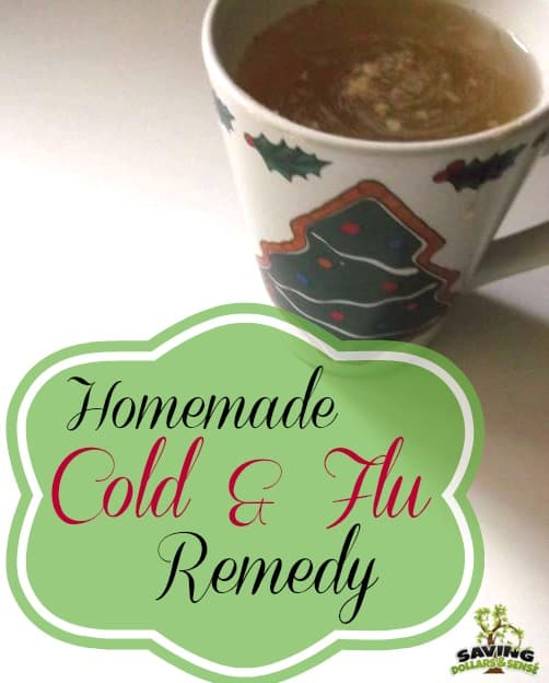 Home Remedies for Cold and Flu Symptoms